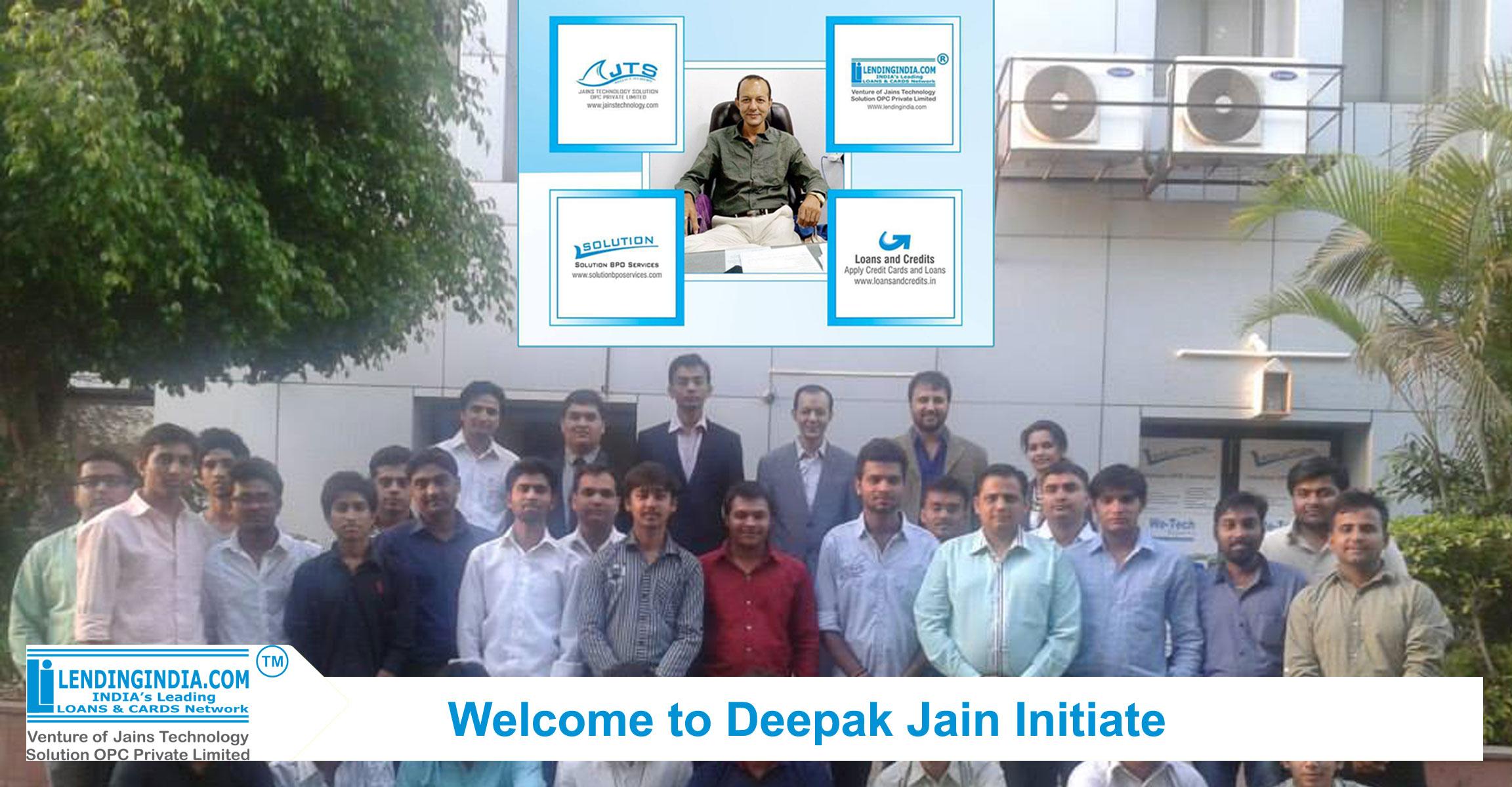 lending india loan deepak jain