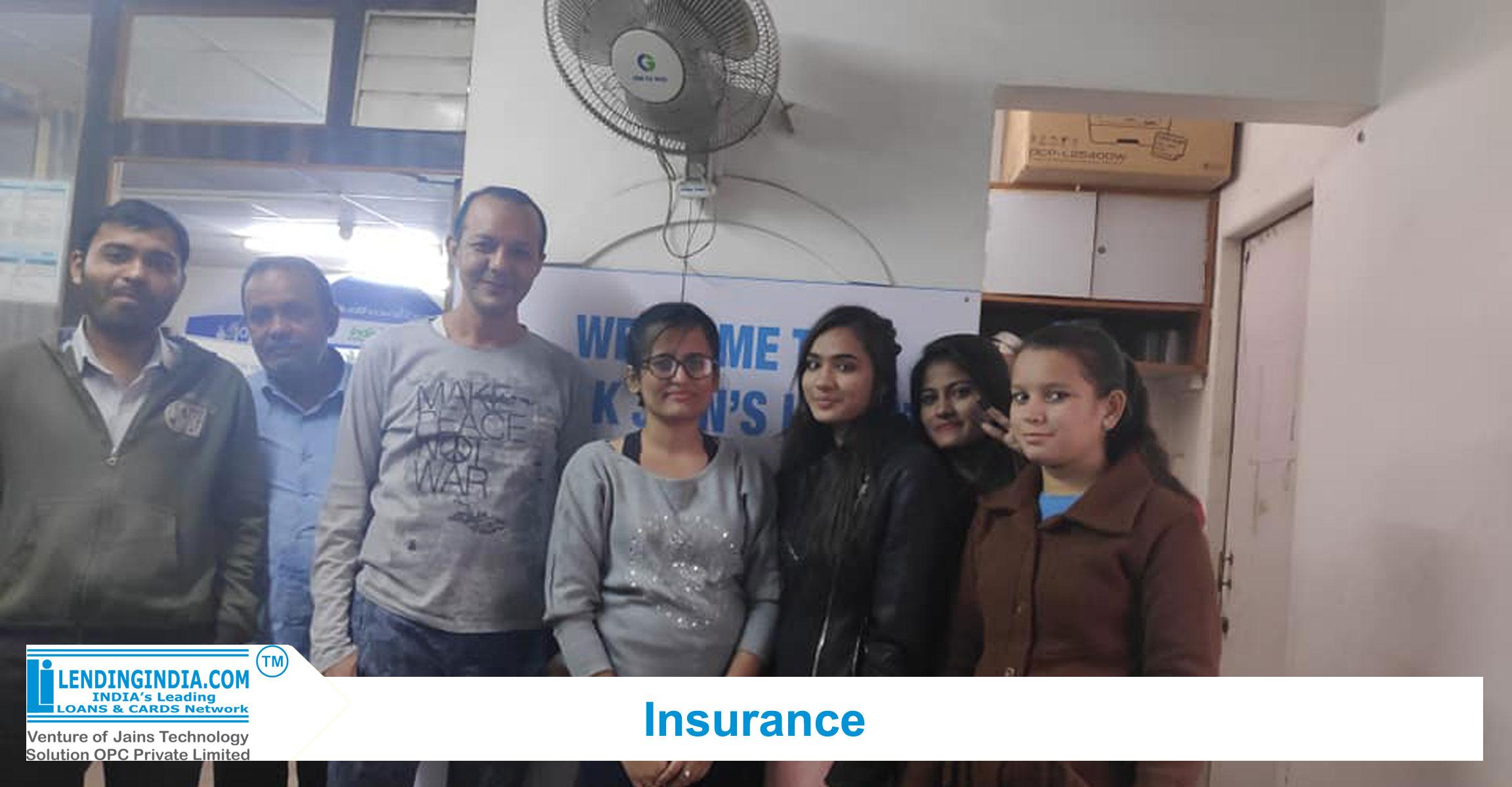 lending india insurance